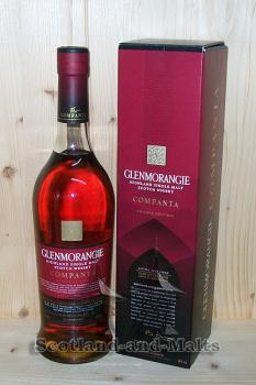 Glenmorangie Companta Private Edition single Malt scotch Whisky