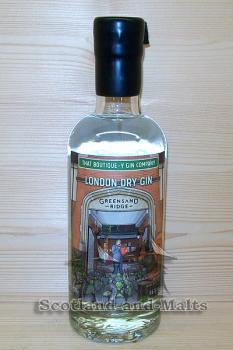 Greensand Ridge London Dry Gin Batch 1 mit 46,0% - That Boutique-y Gin Company
