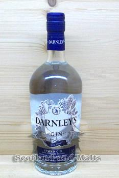 Darnleys Spiced Gin Navy Strength Edition - small Batch London Dry Gin mit 57,1%