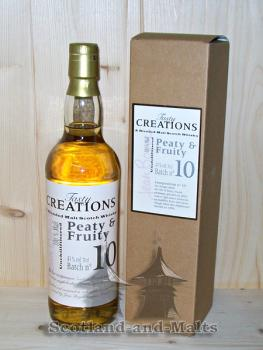 Peaty & Fruity Batch No 10