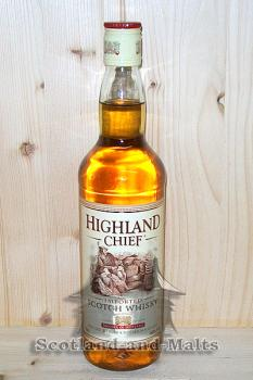 Highland Chief - Blended Scotch Whisky - 0,7 Liter Flasche