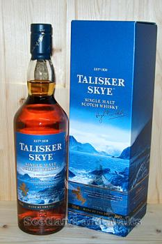 Talisker Skye - single Malt scotch Whisky