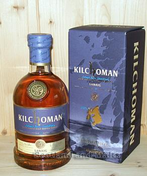 Kilchoman Sanaig - Islay Single Malt Scotch Whisky