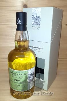 Glen Keith 1995 / 2017 - Forest Fresh - 21 Jahre Bourbon Hogshead mit 46,0 % - Wemyss Malts