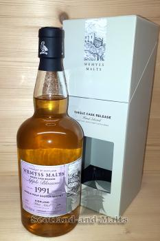 Blair Athol 1991 / 2017 - Apple Blossom - 25 Jahre Bourbon Hogshead mit 46,0 % - Wemyss Malts / Sample ab