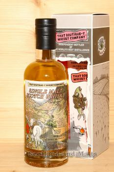 Glen Elgin 9 Jahre Batch 3 mit 48,1% von That Boutique-y Whisky Company