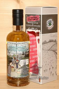 Glen Garioch 10 Jahre Batch 2 mit 47,8% von That Boutique-y Whisky Company