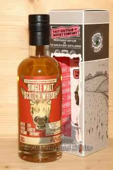 Isle of Jura 12 Jahre Batch 1 mit 47,6% von That Boutique-y Whisky Company