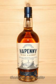 Ha'penny Irish Whiskey mit 43% - Hapenny irish Whiskey von Pearse Lyons Distillery