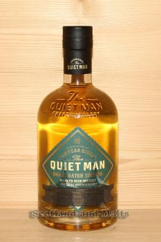 Quiet Man Imperial Stout Finish - Blended Irish Whiskey mit 43% - small Batch Edition
