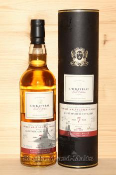 Glentauchers 2011 - 7 Jahre Sherry Butt No. 426 + finished in Sherry Hogshead mit 59,0% - A. D. Rattray