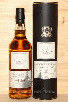 Tomintoul 2005 - 13 Jahre Sherry Butt No. 11 mit 60,0% - single Malt scotch Whisky von A.D.Rattray