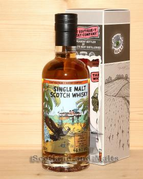 Arran 22 Jahre Batch 8 mit 48,4% von That Boutique-y Whisky Company von Atom Supplies Limited
