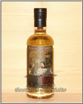 Macduff 12 Jahre Batch 5 mit 49,9% von That Boutique-y Whisky Company / Sample ab