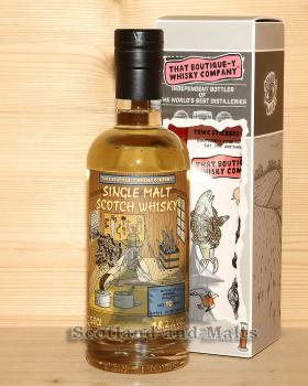 Linkwood 10 Jahre Batch 8 mit 48,2% von That Boutique-y Whisky Company