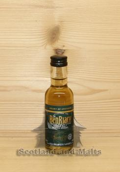 Benriach Heart of Speyside - single Malt scotch Whisky Miniatur