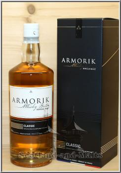 Armorik Classic - single Malt Whisky aus Frankreich / Sample ab