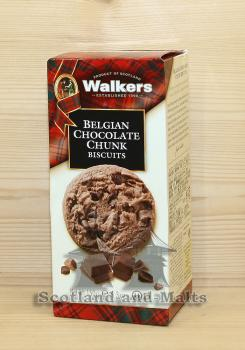 Chocolate Chunk Biscuits 150g / Walkers Kekse