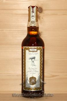 Invergordon 1964 - 48 Jahre Bourbon Cask No. HL10031 mit 44,2% - Jack Wiebers Old Train Line