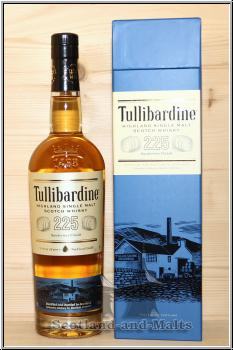 Tullibardine Sauternes Finish 225 - Highland Single Malt scotch Whisky / Sample ab