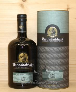 Bunnahabhain Stiuireadair mit 46,3% - Islay single Malt scotch Whisky