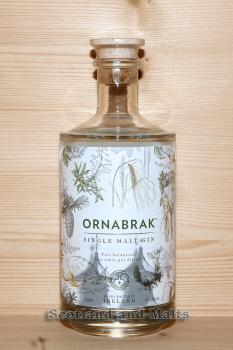 ORNABRAK Single Malt Gin - Gin aus Irland mit 43,0%