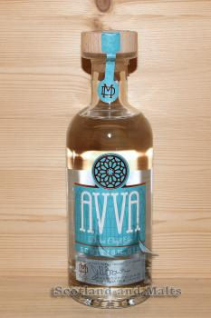 AVVA Scottish Gin - Small Batch Gin from Moray Distillery mit 43,0% - Gin aus Schottland