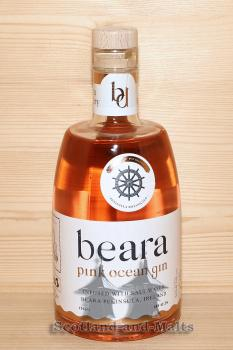 Beara Pink Ocean Gin - Irish Gin infused with Salt Water mit 42,2% von der Beara Distillery