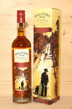 Hellyers Road Distillery - Pinot Noir Finish mit 46,2% - Tasmania Single Malt Whisky aus Australien / Sample ab