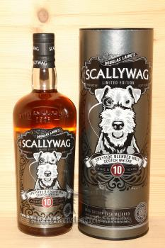 Scallywag 10 Jahre 100% Sherry Cask Matured mit 46,0% - Speyside Blended Malt Scotch Whisky - Douglas Laing