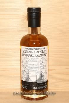 Strathclyde 27 Jahre Batch 2 mit 49,7% von That Boutique-y Whisky Company / Sample ab