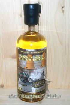 Longmorn Batch 1 - 52,0% That Boutique-y Whisky Company