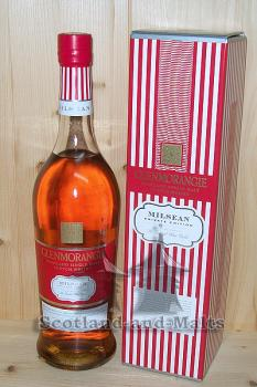 Glenmorangie Milsean Private Edition single Malt scotch Whisky - Re-Toastet Wine Casks