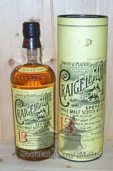 Craigellachie 13 Jahre mit 46% - Speyside single Malt scotch Whisky