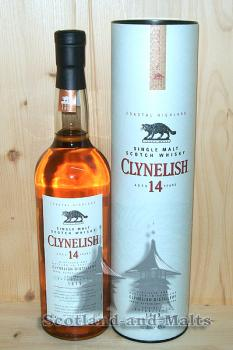 Clynelish 14 Jahre - single Malt scotch Whisky