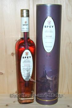 Spey Tenne - Tawny Port Casks Finish - Speyside Distillery single Malt scotch Whisky