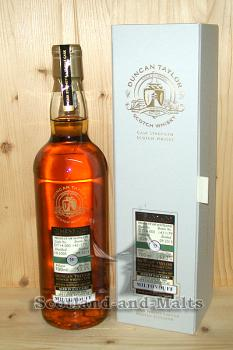 Miltonduff 2005 - 9 Jahre Oak Cask No. DT14-005 mit 53,3% - Duncan Taylor New Dimension