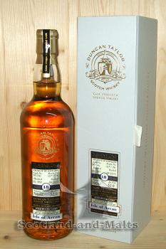 Arran 1997 - 18 Jahre Oak Cask No. 97/741 mit 52,0% - Duncan Taylor New Dimension