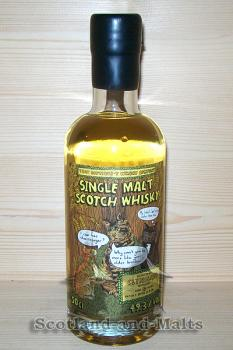 Clynelish 15 Jahre - Batch 3 mit 49,3% That Boutique-y Whisky Company / Sample ab