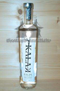 Kalak Vodka aus Irland mit 40% - Irish single Malt Vodka