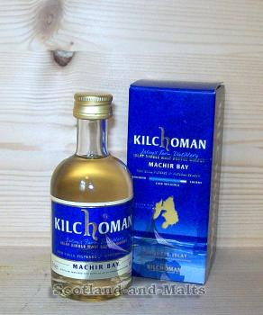 Kilchoman Machir Bay Miniatur - Islay single Malt scotch Whisky