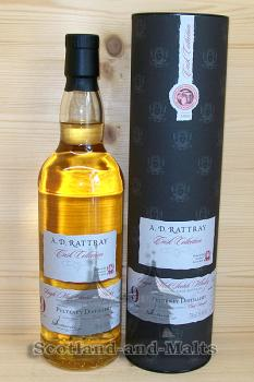 Pulteney 2007 - 9 Jahre Bourbon Barrel No. 700742 mit 58,4% - A.D.Rattray