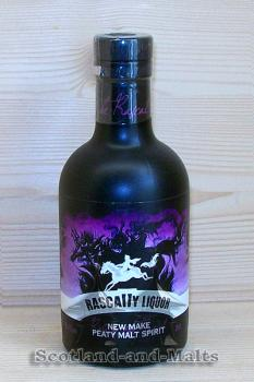 Rascally Liquor - Peated New Make Malt Spirit mit 63,5% - Annandale Distillery