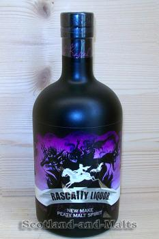 Rascally Liquor - Peated New Make Malt Spirit mit 46,0% - Annandale Distillery
