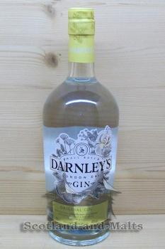Darnleys Original - small Batch London Dry Gin mit 40%