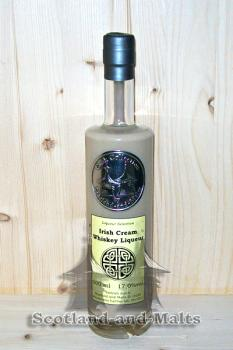 Irish Cream Whiskey Liqueur - Cream Likör aus Irland