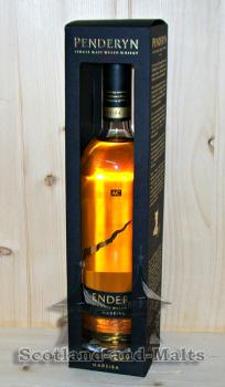 Penderyn Madeira Casks - Single Malt Welsh Whisky