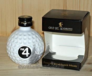 Old St. Andrews Clubhouse Par 4 - Golfball Miniatur