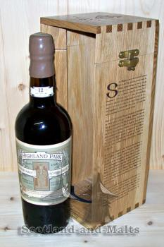 Highland Park St. Magnus - 12 Jahre Spanish Oak Casks mit 55,0% / Sample ab