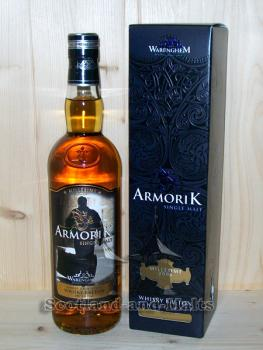 Armorik Millesime 2002 Cask No 3261 - single Malt Whisky aus Frankreich